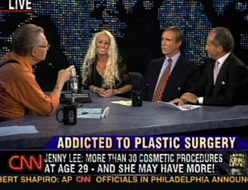 Larry King Live: Addicted to Plastic Surgery