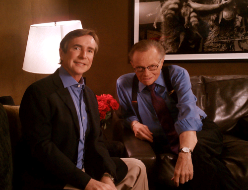 Energy Psychology Interview with Larry King